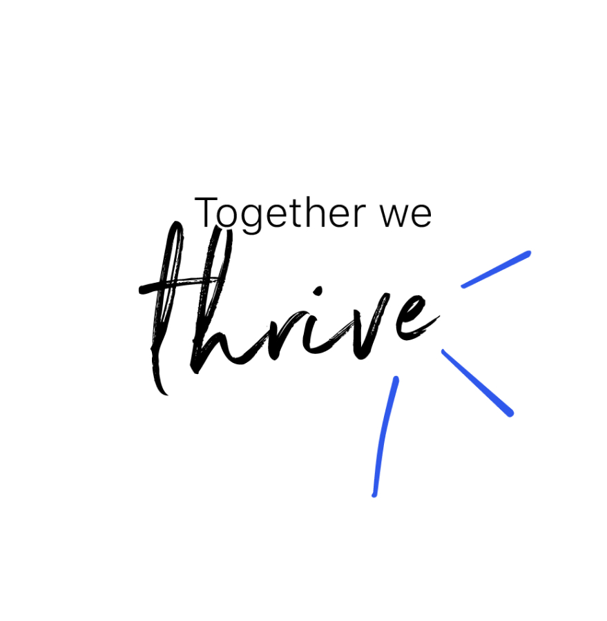 We act in unity to support our team, collaborate with respect, and work together toward a shared vision.